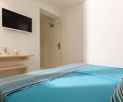 DOUBLE ROOM - CYCLIST PACKAGE Eolo Hotel