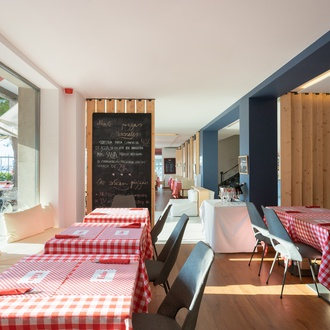 Restaurant Eolo Hotel