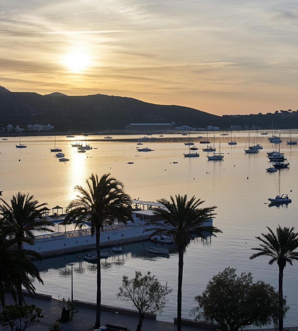 Best Restaurants In Pollensa: Eolo Hotel Photos, OFFICIAL WEBSITE